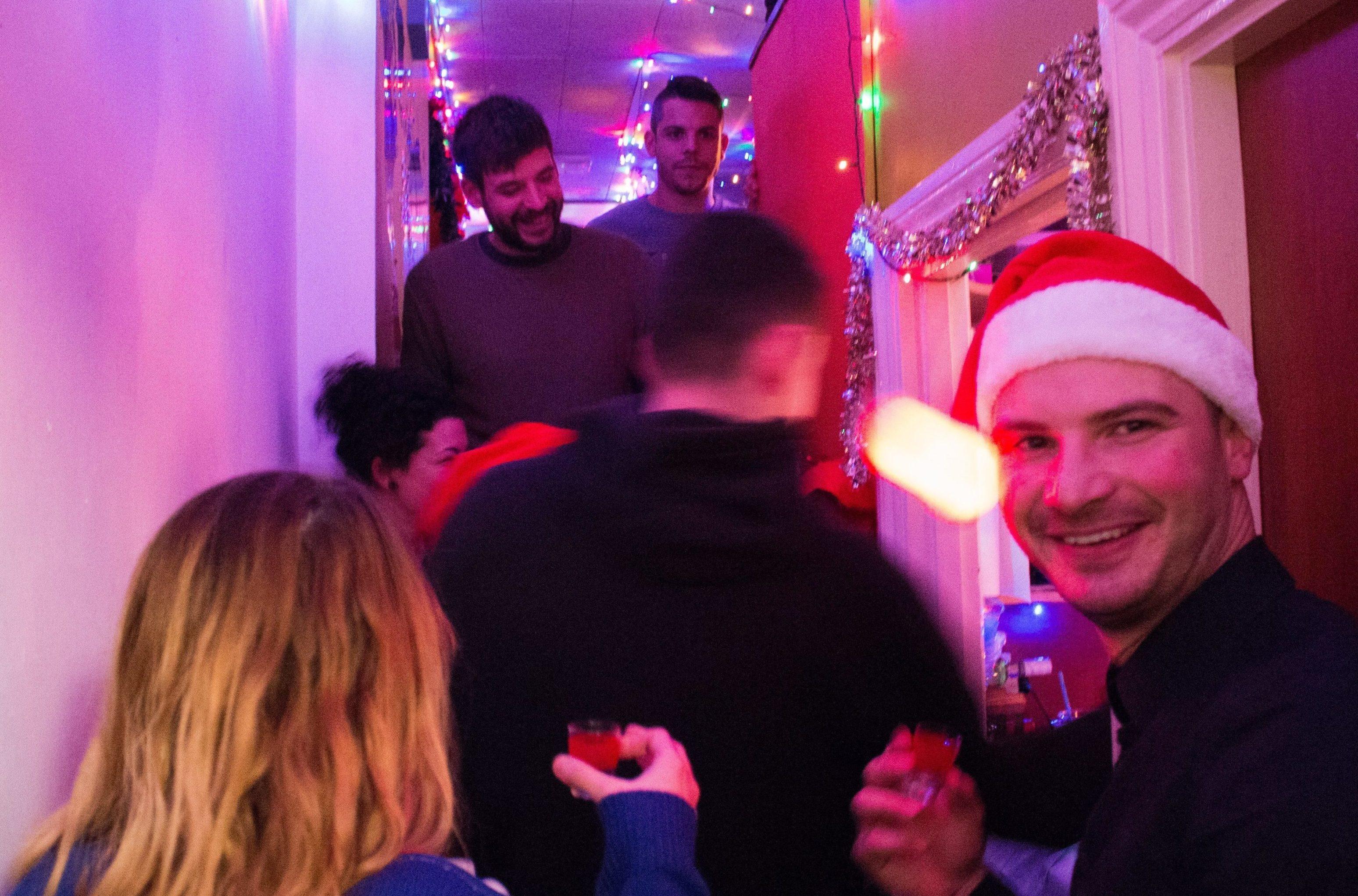 INGLA CHRISTMAS PARTY 2017