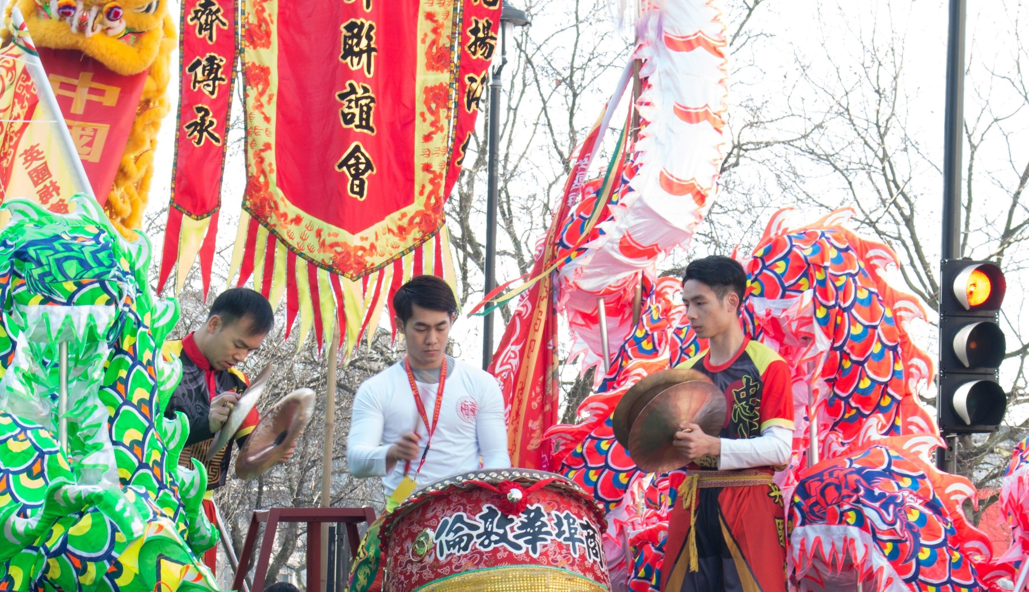 INGLA AT CHINESE NEW YEAR'S CELEBRATION