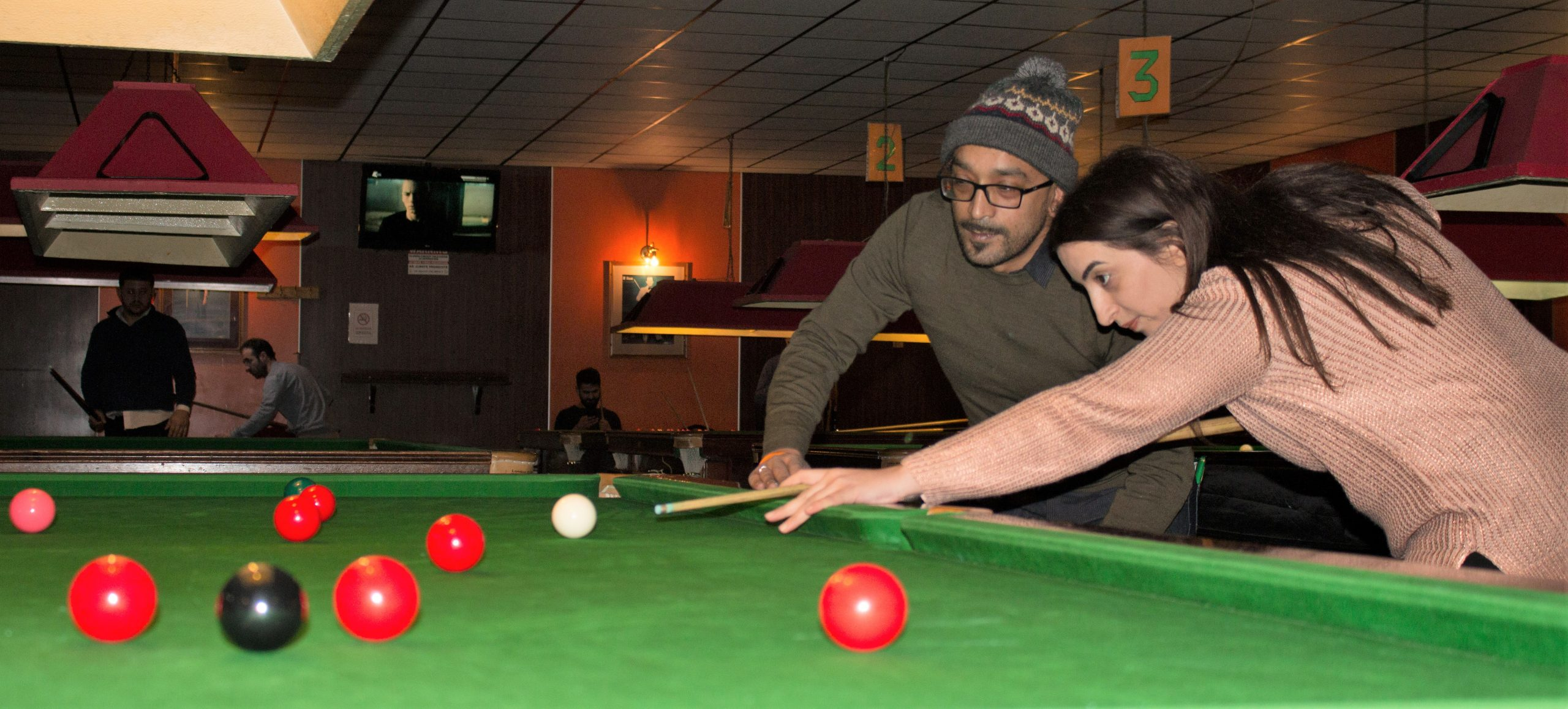 Ingla Enrichment Snooker Club 5