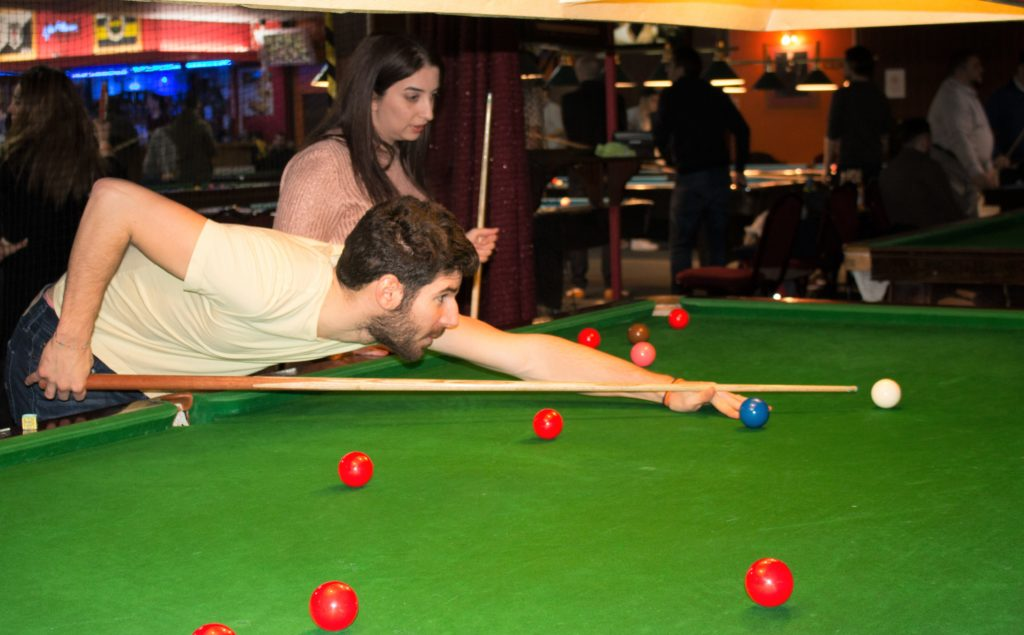 Ingla Enrichment Snooker Club 6
