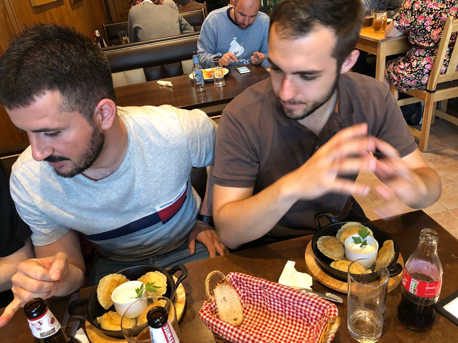 Ingla Enrichment Supper Club 8