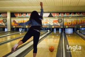 INGLA END-OF-TERM BOWLING NIGHT
