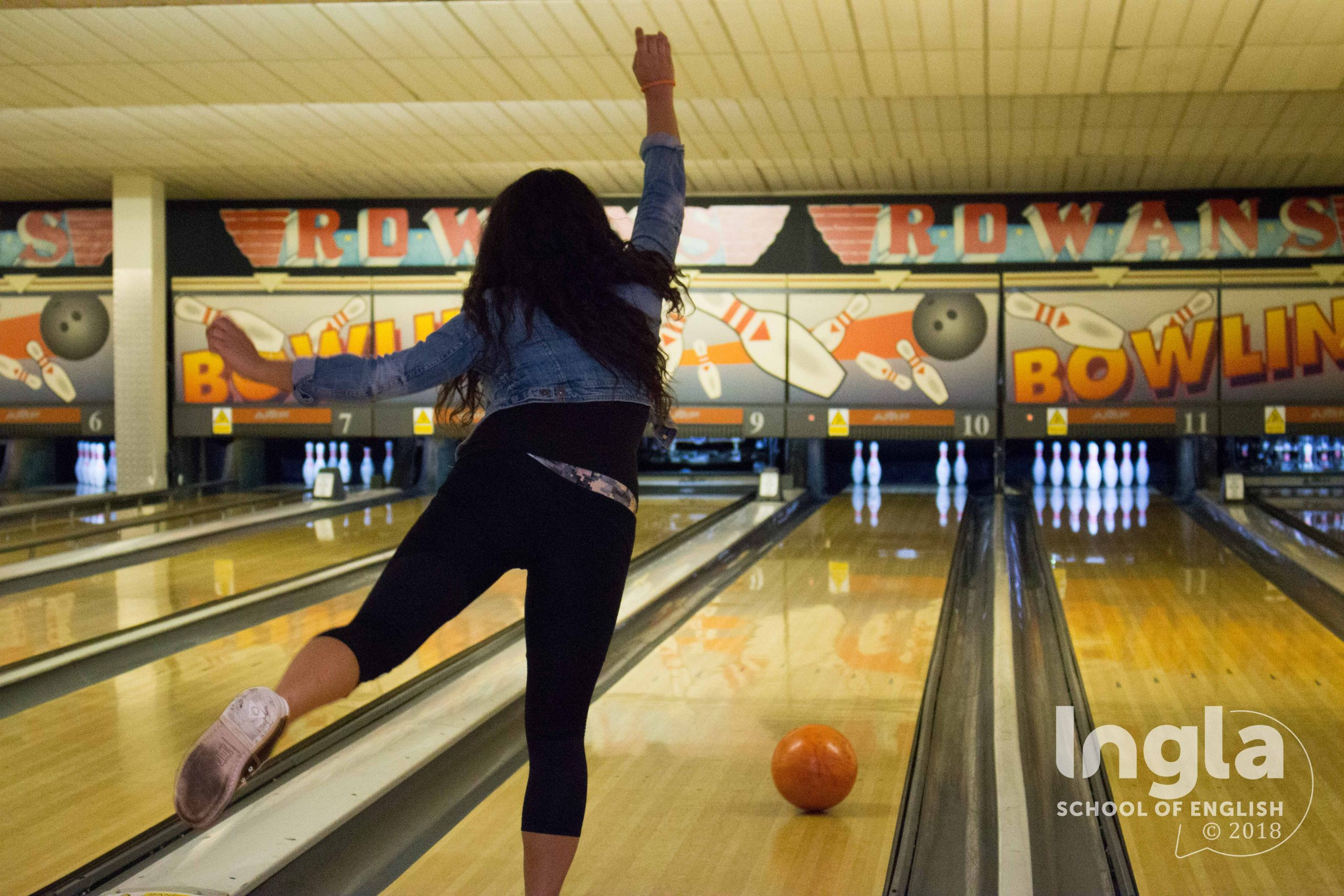 Ingla End-of-Term Bowling Night
