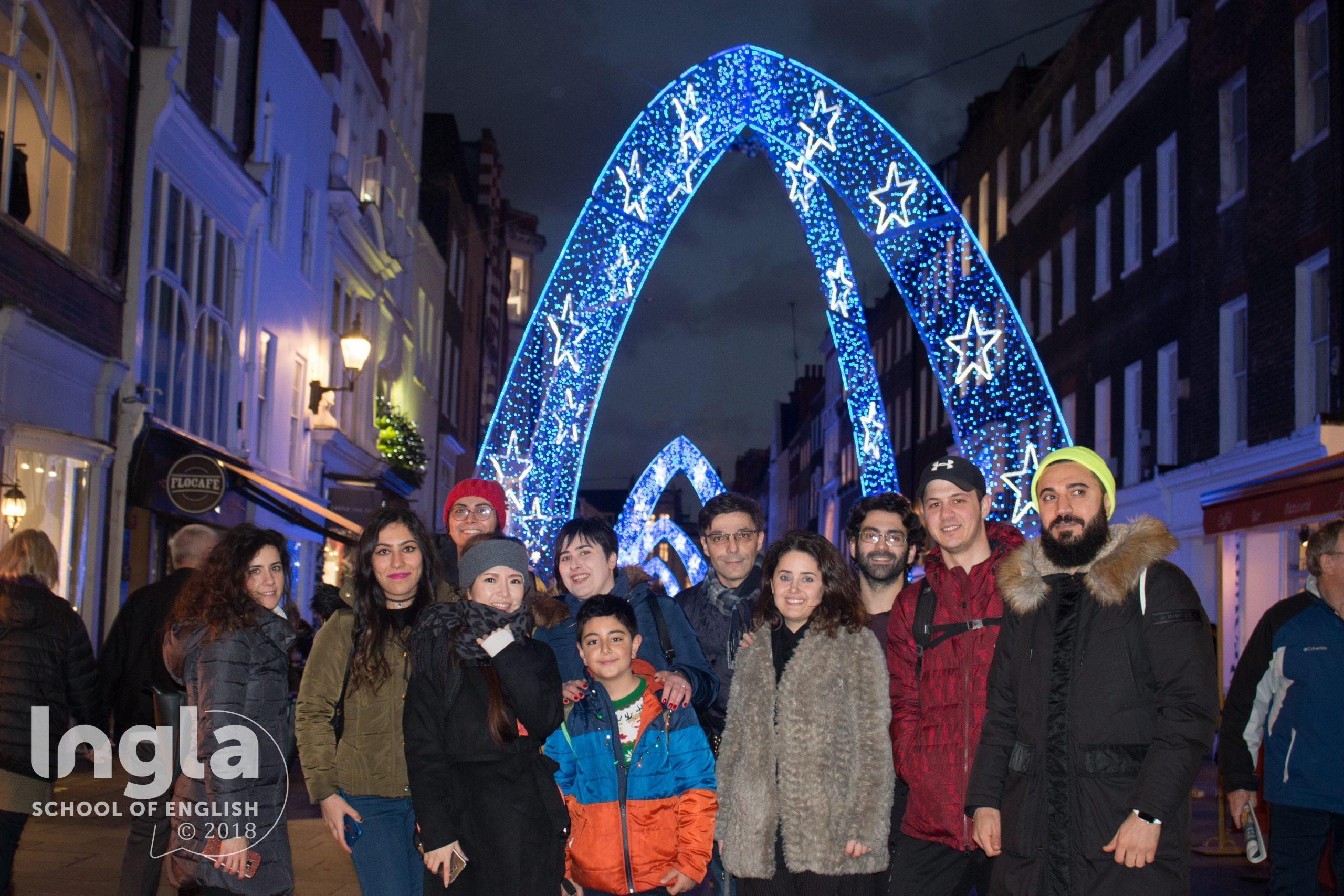 Ingla Enrichment Trip Winter Wonderland 1