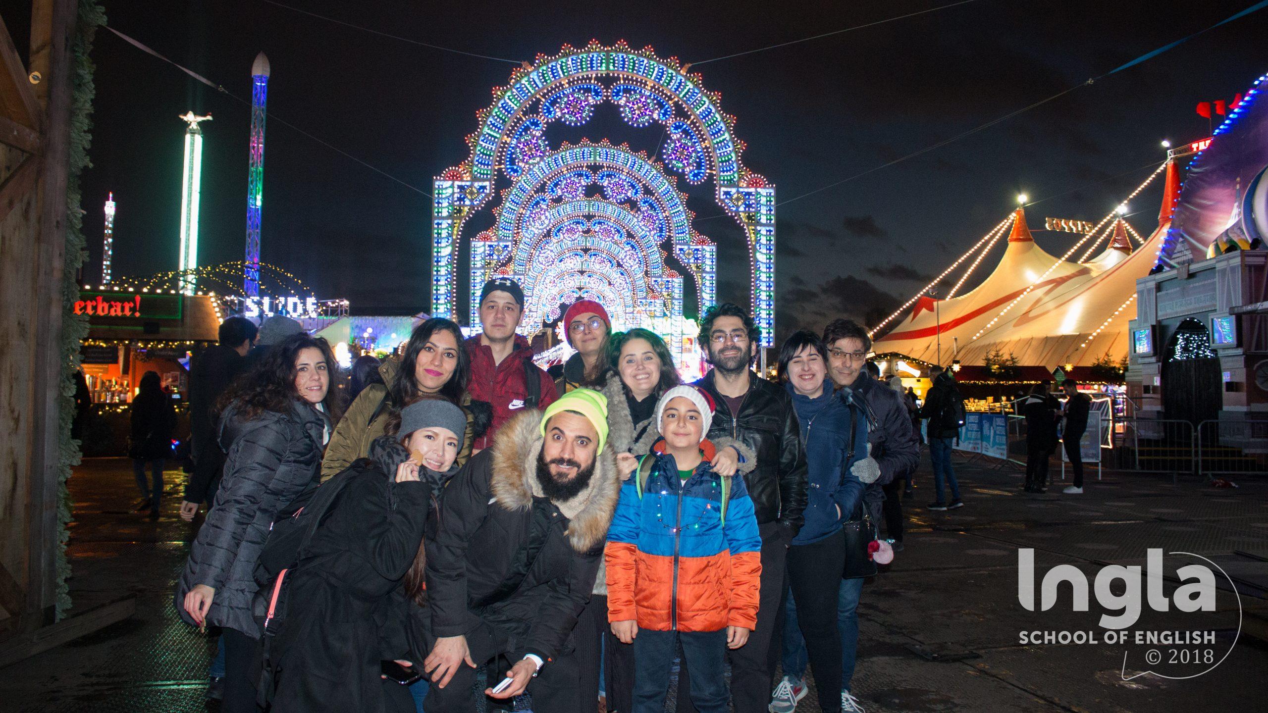 Ingla Enrichment Trip Winter Wonderland 7