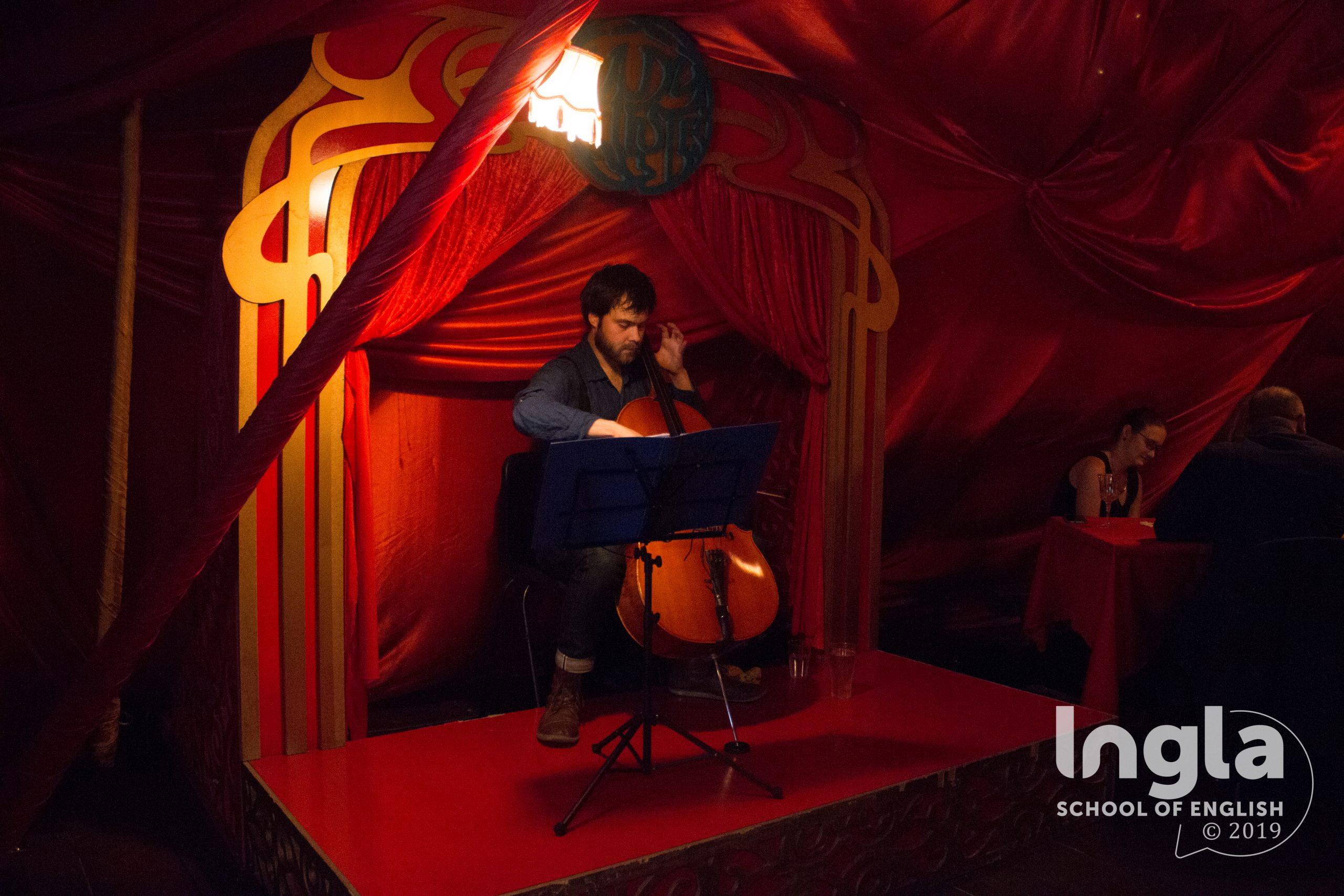 Ingla Enrichment Trip Burns Night 4