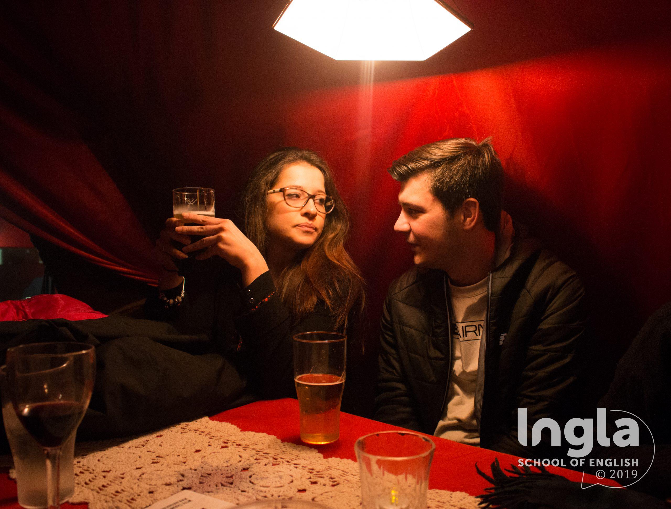 Ingla Enrichment Trip Burns Night 7