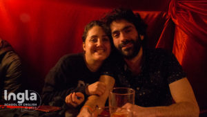 Ingla celebrates Burns Night at the Queen of Hoxton
