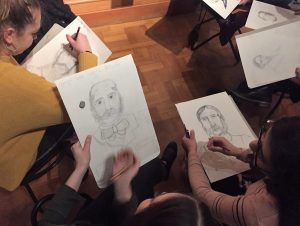 National Portrait Gallery Ingla Enrichment Trip 8