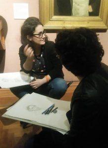 National Portrait Gallery Ingla Enrichment Trip 5