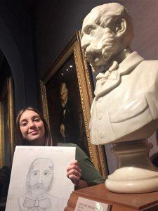 National Portrait Gallery Ingla Enrichment Trip 9