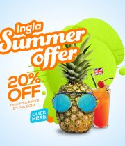 Ingla Summer Discount Offer