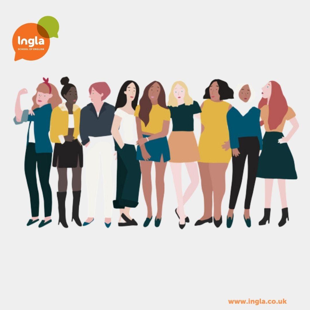 Six Amazing Women to Inspire Inglans