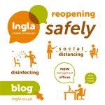 Ingla Reopening: Keeping everyone safe