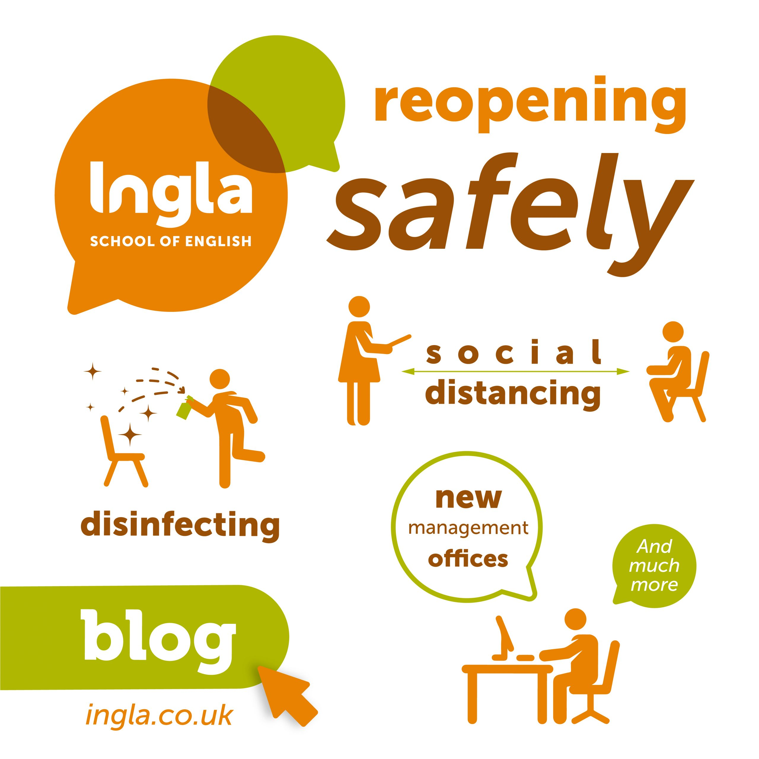 Ingla Reopening: Keeping everyone safe
