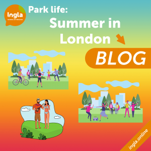 Summer in London Blog