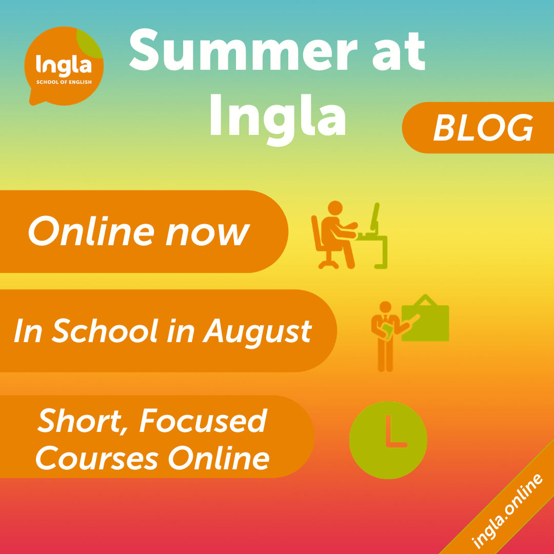 Summer at Ingla