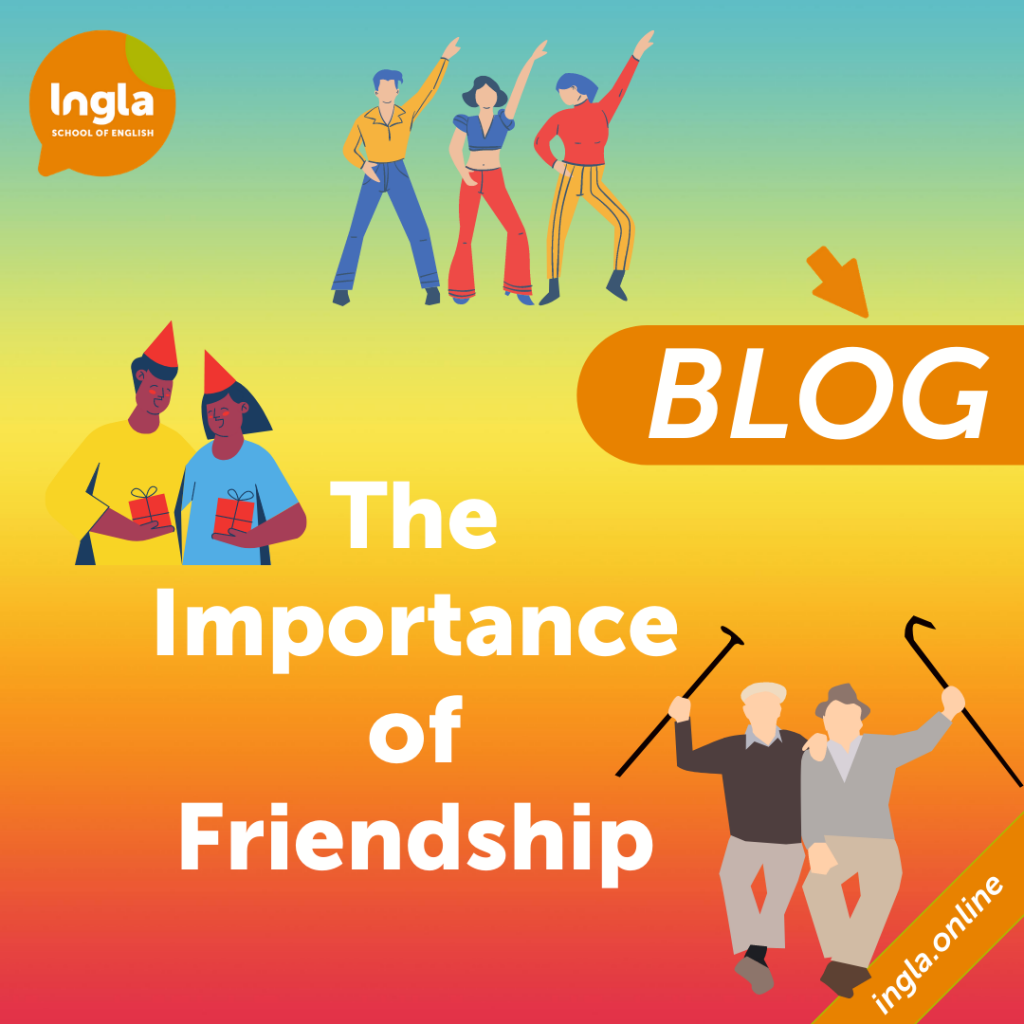 The importance of friendship blog image
