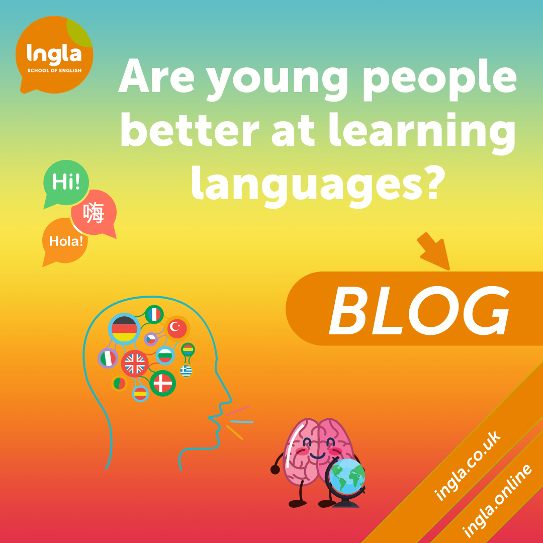 Are young people better at learning languages?