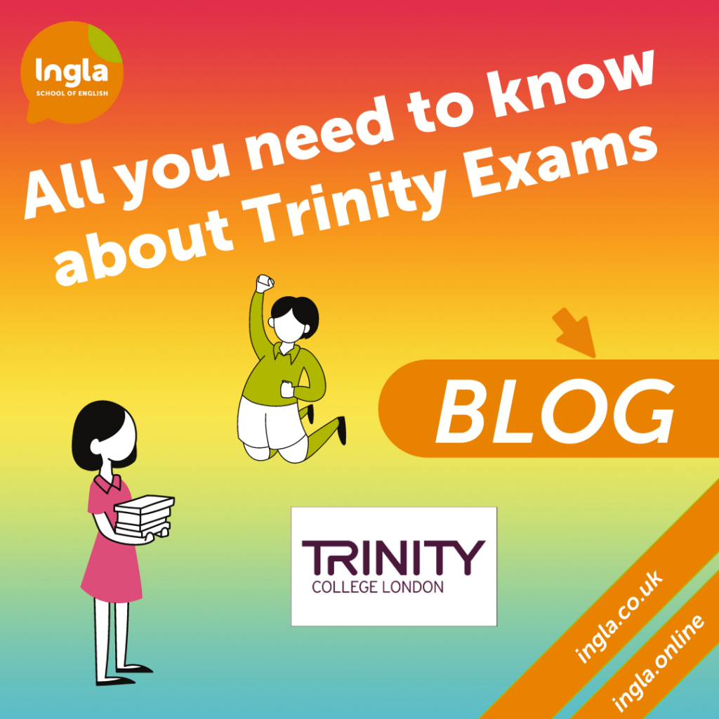All you need to know about Trinity Exams blog