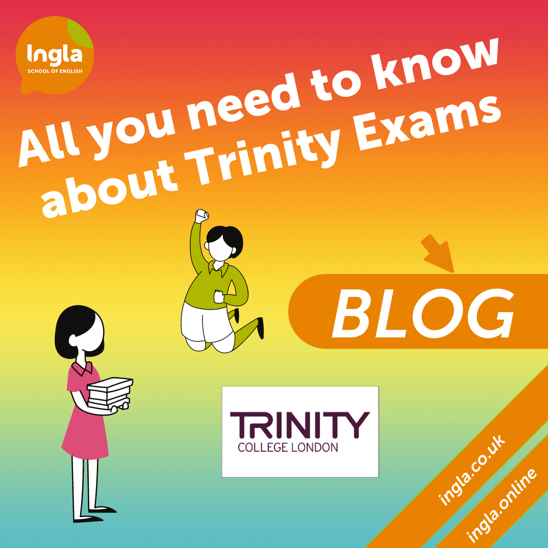 All you need to know about Trinity Exams