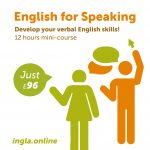 Mini Course: English for Speaking