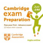 Mini Course: Cambridge Exam Preparation