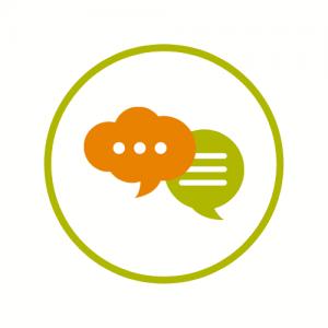 Talk to someone Ingla School of English Students Area Logo