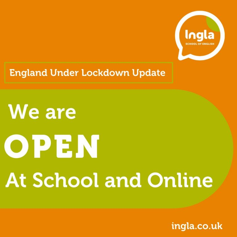 Ingla Lockdown Update