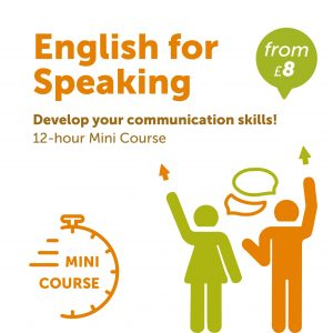 English for Speaking Mini Course