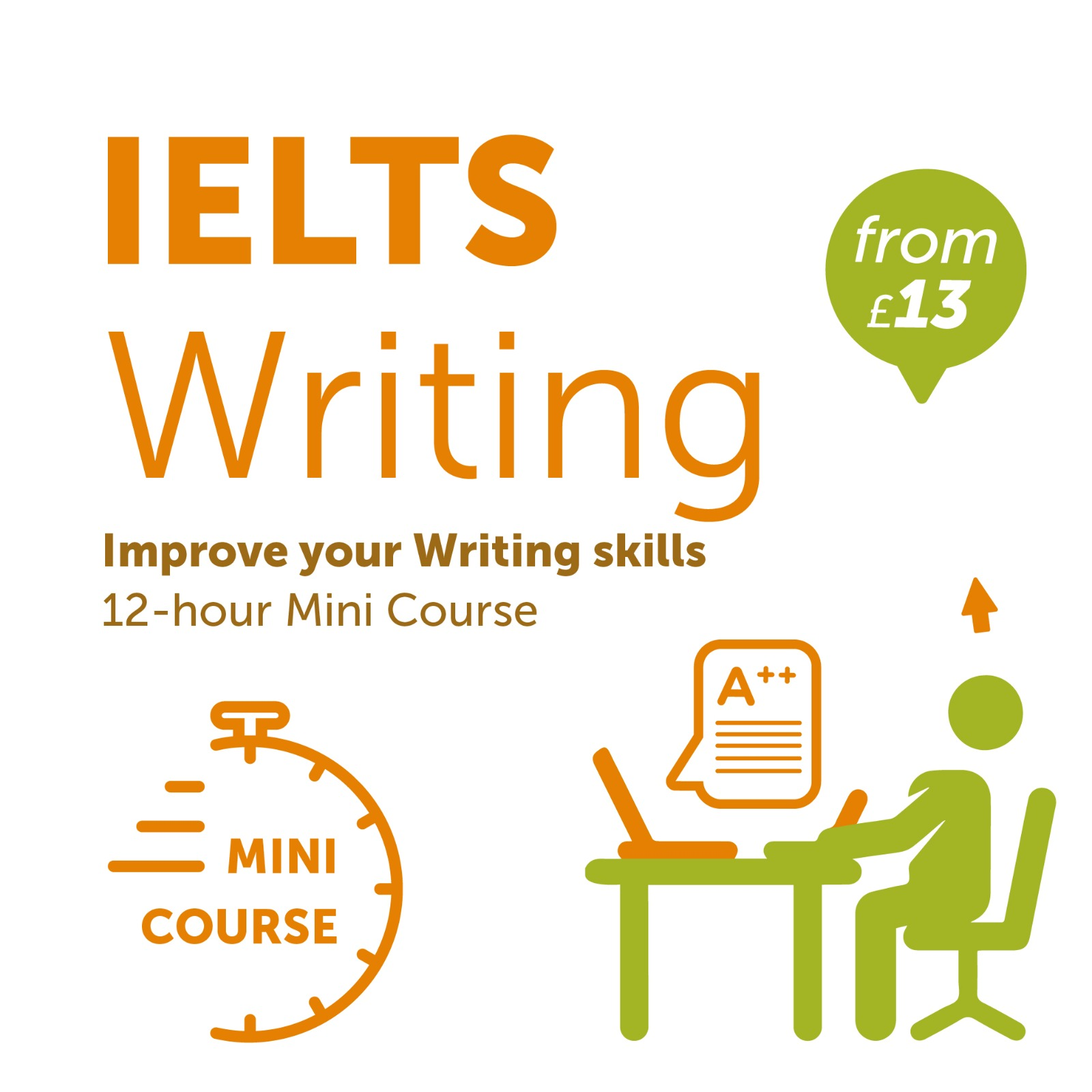 IELTS Writing Mini Course