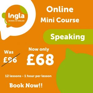 English for Speaking Mini Course Deal
