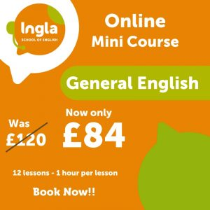 General English Mini Course Deal