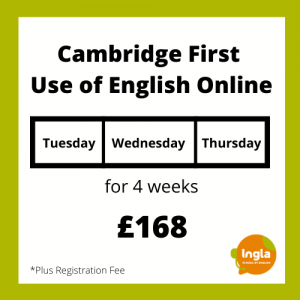 Cambridge First Price and Time T1