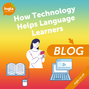 How technology helps language learners