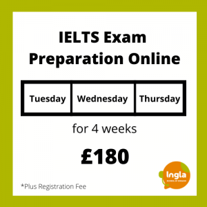 IELTS Price and Time T1