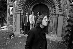 The Beatles at St Pancras Old Church