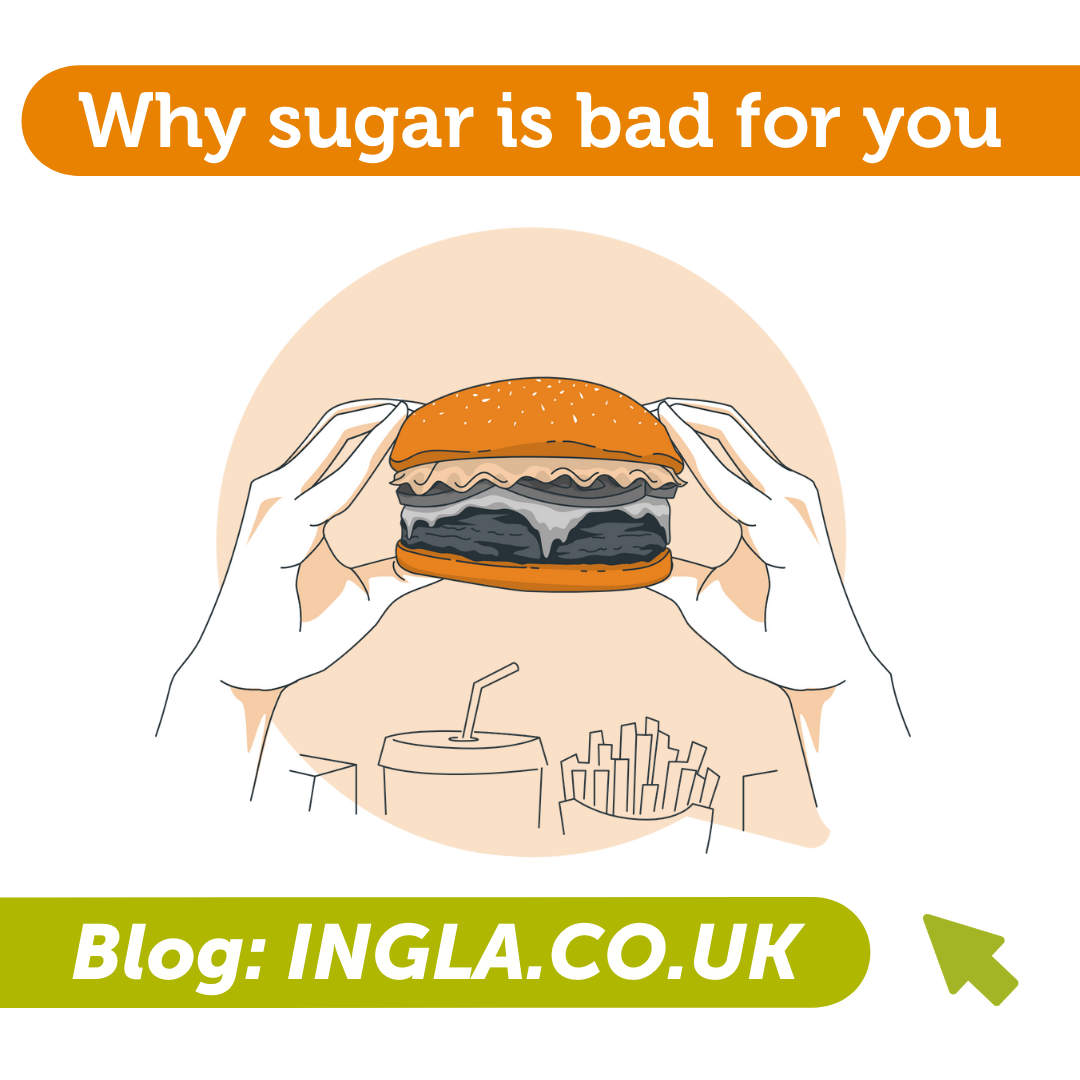 What's the problem with sugar?