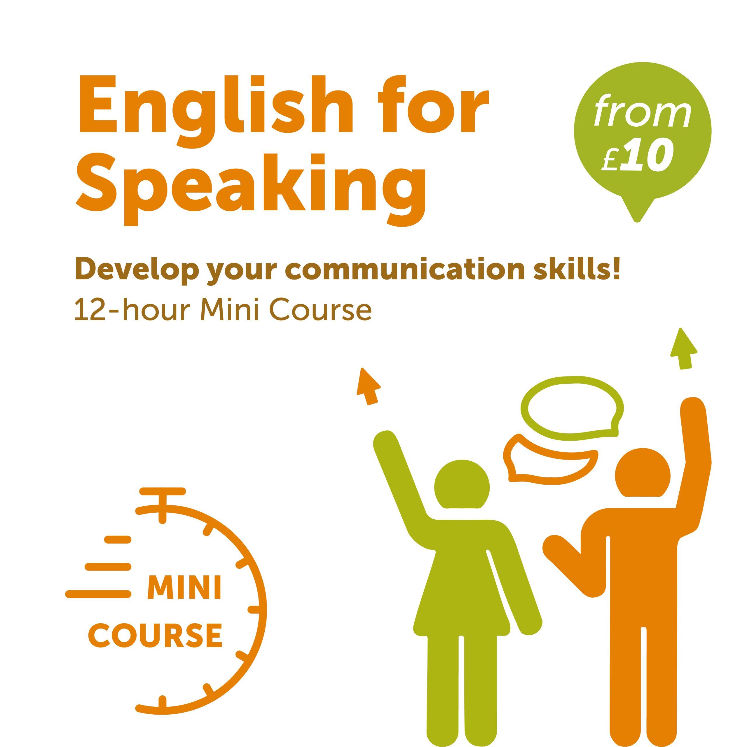 English for Speaking Online Logo