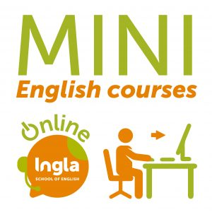 learn enlglish online mini