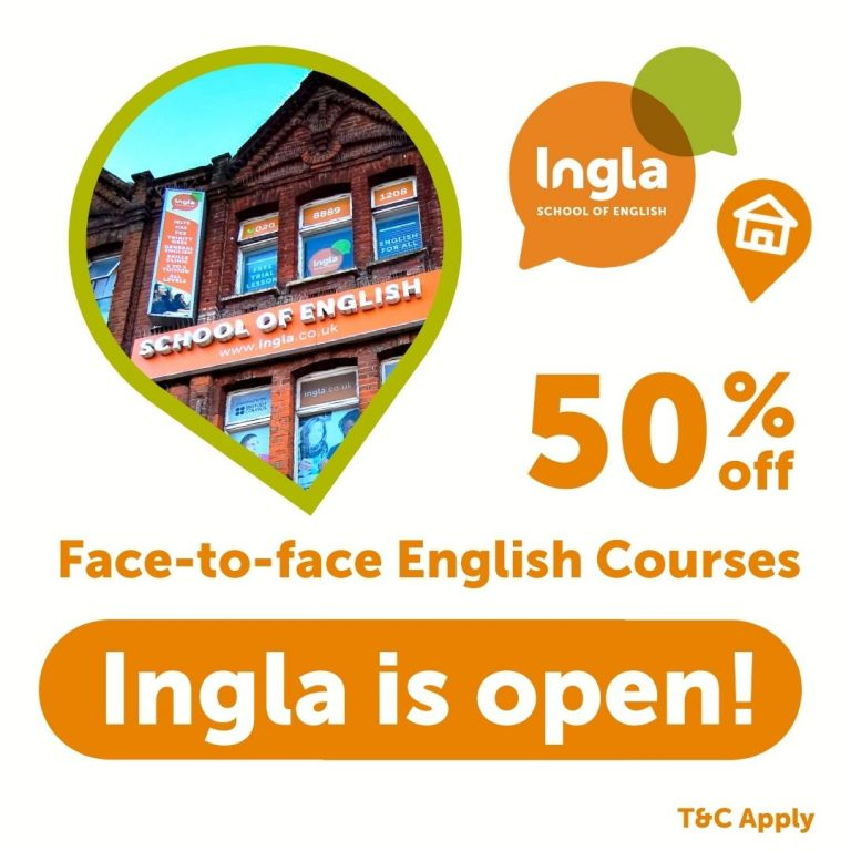 At school english courses discount