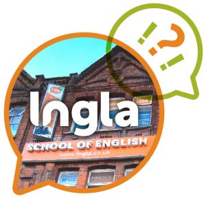 WHY learn in INGLA Logo