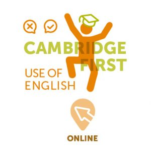 ONLINE COURSE cambridge exam preparation first use of english
