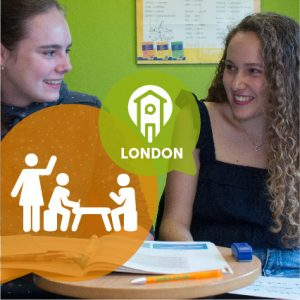 two to one at school english course london