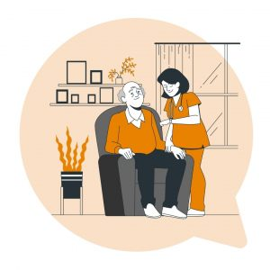 What does a carer do?