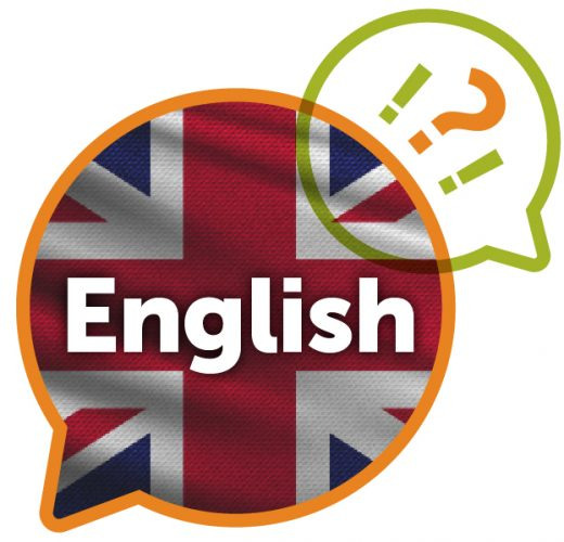 Why Learn English Logo
